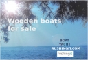 Wooden boats - Rushingit.com
