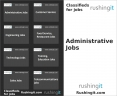 Classifies for jobs - Rushingit.com