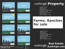 Farms, Ranches for sale - Rushingit.com