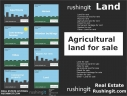 Agricultural land for sale - Rushingit.com